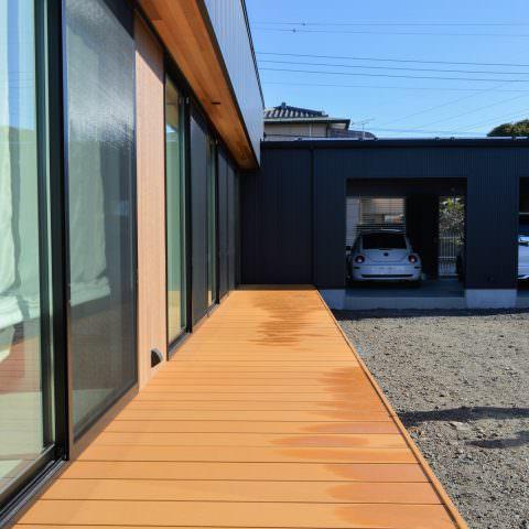 間ノ島の家 /  Ocean