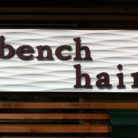 前橋美容室 / bench hair